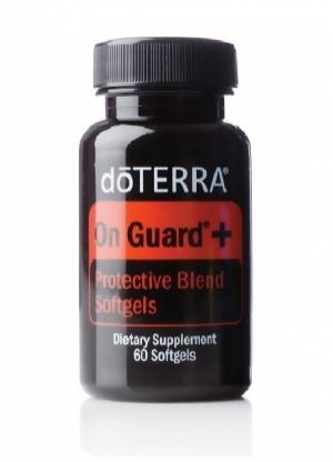 Комплекс для поддержания иммунитета «На страже» в капсулах |  On Guard®+ Softgels doTERRA 60 капсул