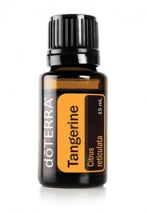 Эфирное масло мандарина   Tangerine ESSENTIAL OIL doTERRA 15 мл.