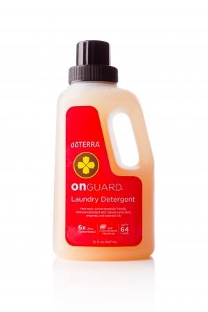 Концентрированное средство для стирки с эфирными маслами «На страже» | ON GUARD LAUNDRY DETERGENT doTERRA 950 мл.