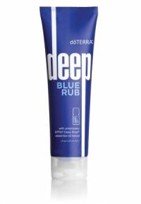 Болеутоляющий лосьон с смесью эфирных масел «Глубокая синева» | DEEP BLUE RUB SOOTHING LOTION  120 мл