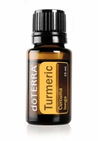 Эфирное масло куркумы | Turmeric essential oil doTERRA 15 мл.